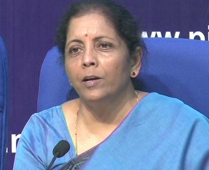Separate fund will be created for the affordable housing project, government will give 10 thousand crores: Sitharaman
