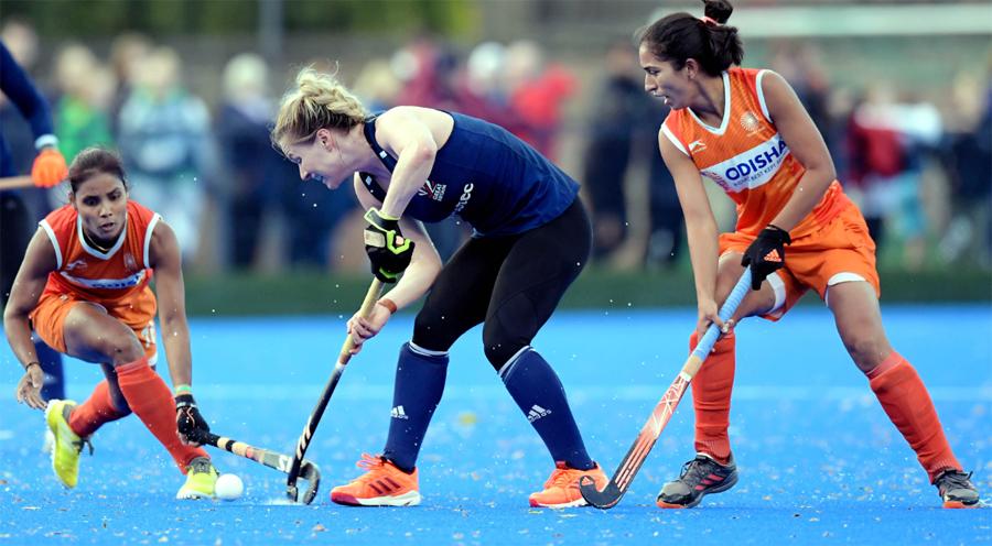 Women's Hockey: India beat Britain 2-1