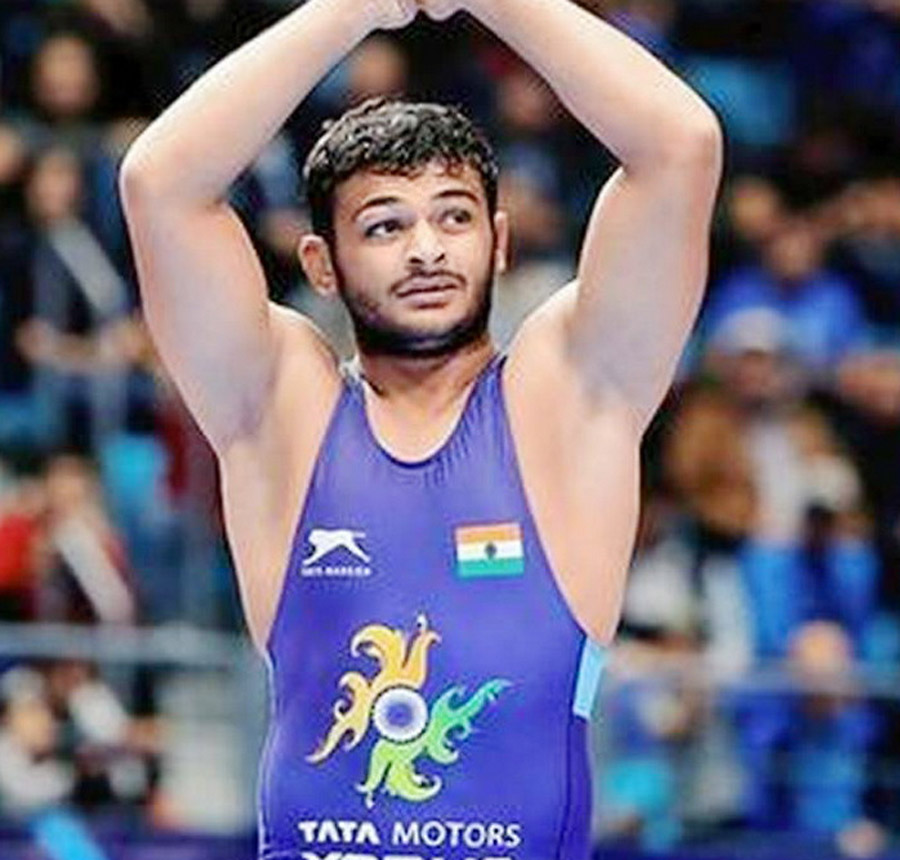 Wrestling Ranking: Deepak Poonia is the No.1 Wrestler in 86 kg weight category