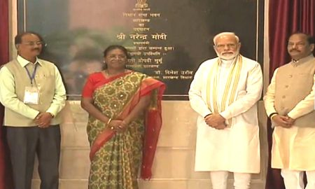 Jharkhand: Those who consider themselves above the law and court are moving around the court for bail: Modi