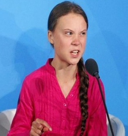 greta thunberg her tension and anger
