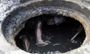 sewerage workers,Government sensitive to sewage workers