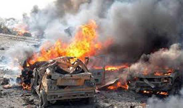 Car Blast