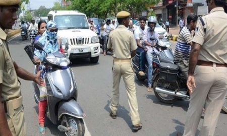 Invoices made to 25 persons for violation of Grap