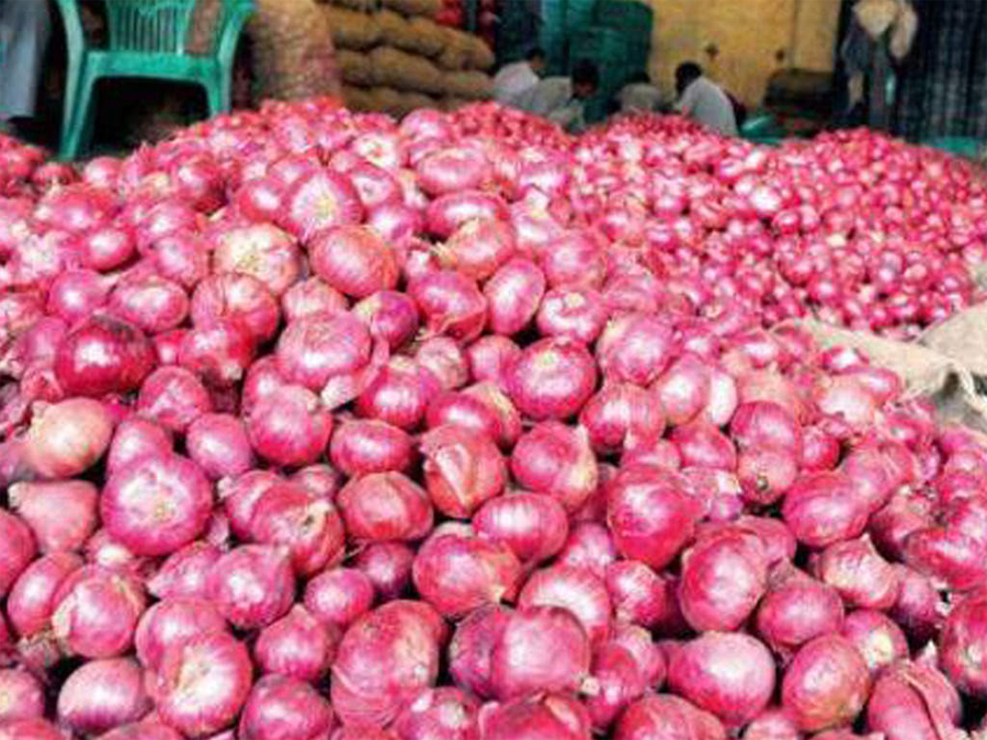Transport of Onions