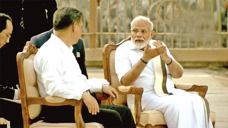 PM Modi Xi Jinping