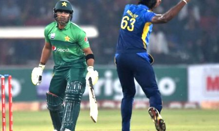 Pakistani batsman Umar Akmal