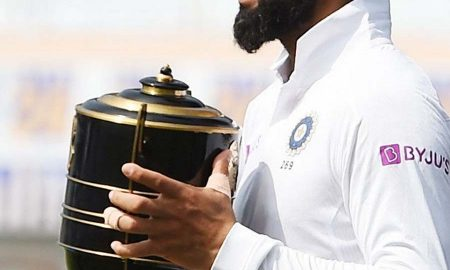 india won the test series over south africa