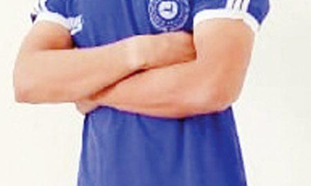 श्रीगुरूसरमोडिया स्कूल के निखिल का भारतीय फुटबॉल टीम में चयन