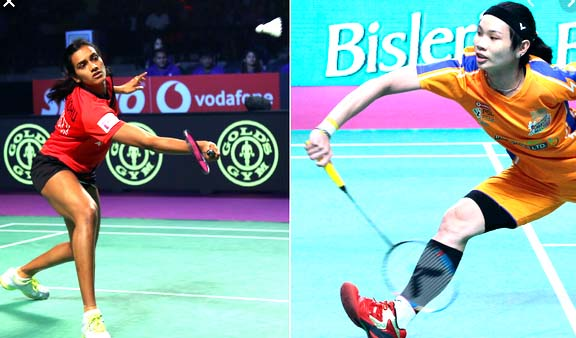 77 lakh to Sindhu and Xu Ying 62 lakh to Satwiksairaj