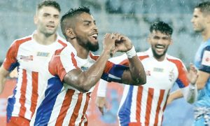 ATK Jamshedpur's first defeat on top with third win