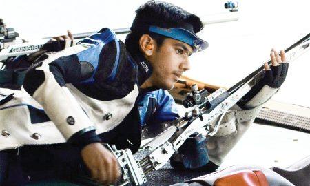 Aishwarya Pratap wins bronze and 13th Olympic quota