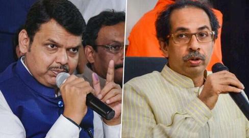 BJP and ShivSena