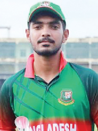 Bangladeshi cricketer fined in India despite visa elimination