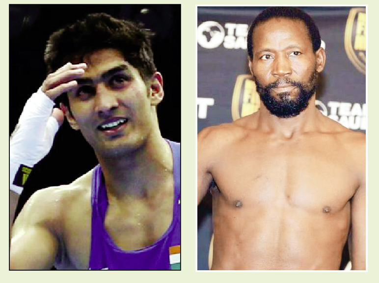 Boxer Vijender faces two-time middleweight champion Adamu in Dubai