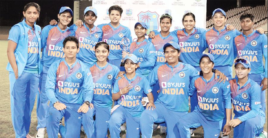 Indian women won the series 5- 0 against west indies Sach Kahoon