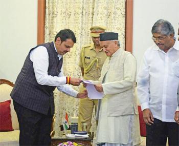 Maharashtra politics drama