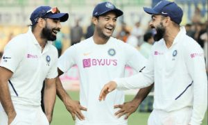 Thanks to bowlers, Team India beat Bangladesh by innings and 130 runs