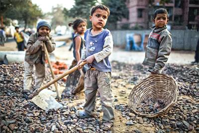 child labor!