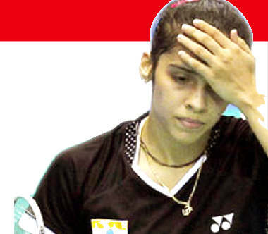 Saina Nehwal withdrew from Modi badminton