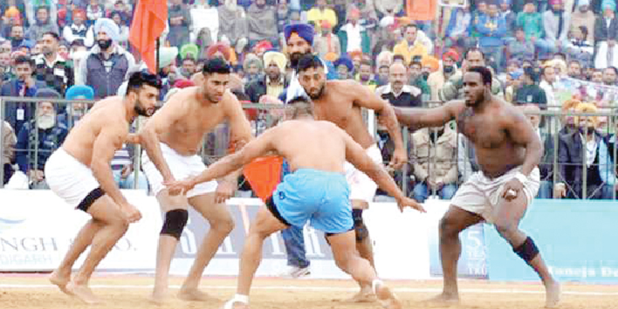 Kabaddi tournament in Punjab from December 1