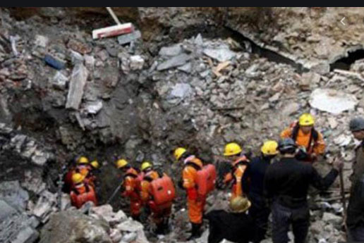 Explosion in coal mine in China, 14 killed