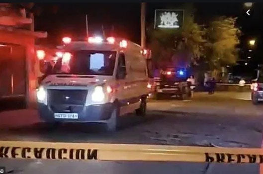 Firing in Mexico, 14 people dead