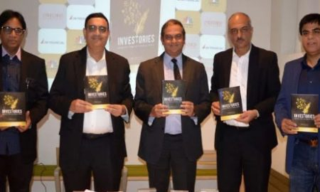 JM Financial Services Ltd. released the book The Financial World