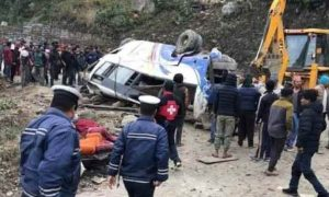 Nepal bus accident