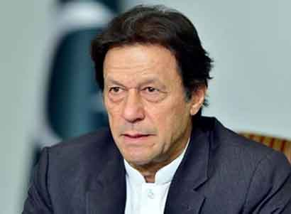 Never let terrorism dominate the country: Imran Khan