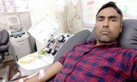 Platelets donate