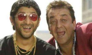 Sanjay restless to work with Arshad in Munnabhai-3