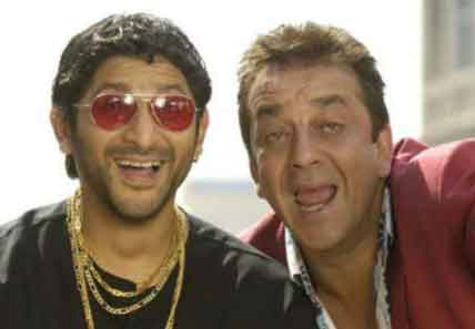 Sanjay restless to work with Arshad in Munnabhai-3