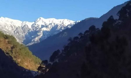The cold spell continues in North India