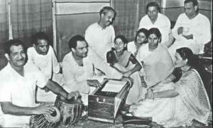 The first music composer duo of the film world was Hussanlal-Bhagatram