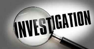 investigated