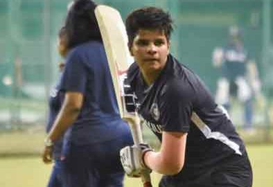 15-year-old Shefali Verma in India's World Cup squad Sach Kahoon News
