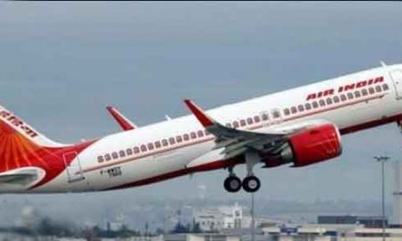 Air India flights canceled due to heavy rain in Dubai