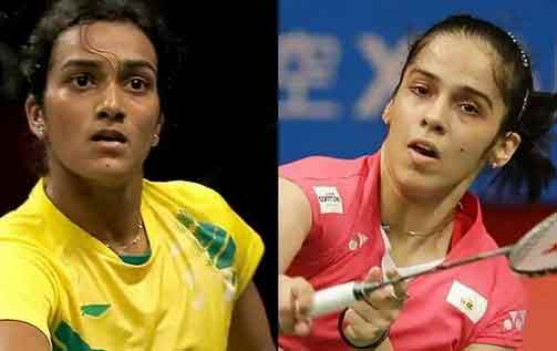 Sindhu and Saina out of quarterfinals Sach Kahoon