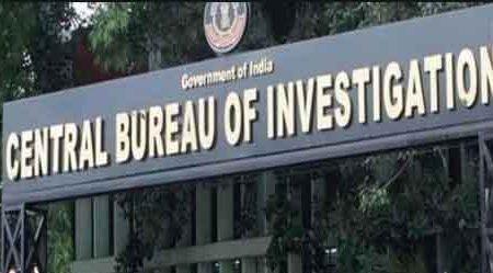 CBI raids on diamond trader's locations in Kanpur