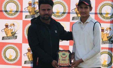 Faridabad defeated Jind by 111 runs