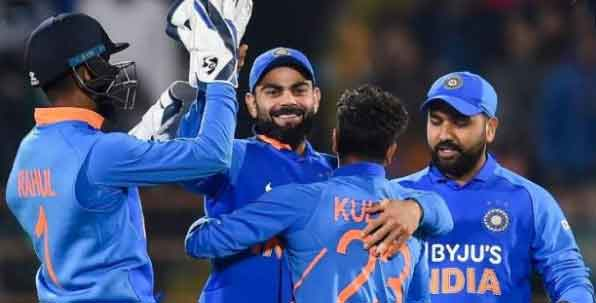 Indian team blast on Republic Day, beat New Zealand by 7 wickets - Sach Kahoon