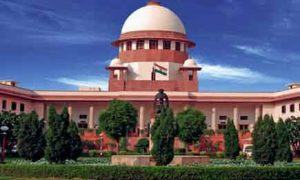 supreme court notice to UP Government