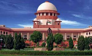 Supreme Court on Reservation