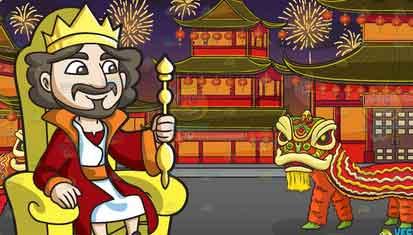 King of china