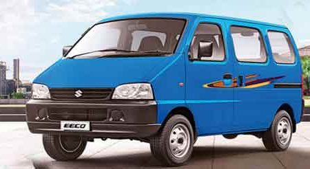Maruti launches CS-6 variant of Eco