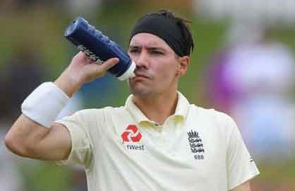 Mr. Bern English batsman Burns out of Sri Lanka tour Sach Kahoon