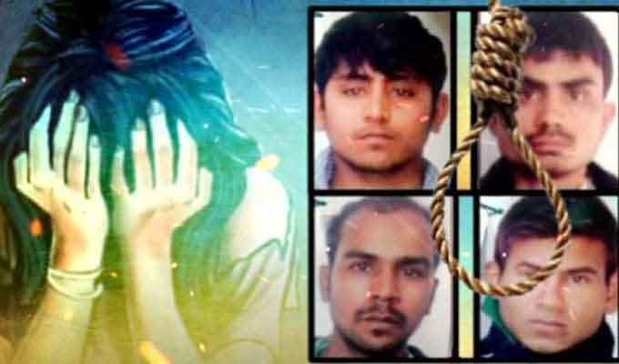 central government reached Supreme court, said - hanging criminals in 7 days - sach kahoon