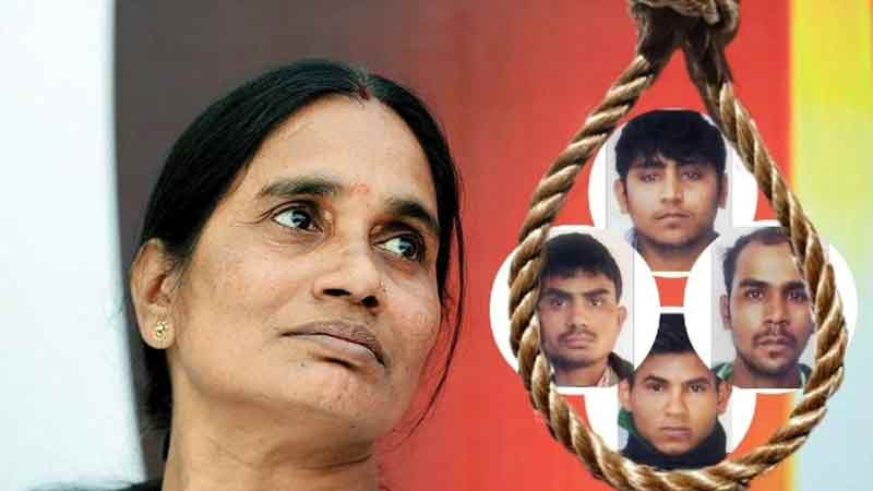 Nirbhaya case: convicts to be hanged on January 22, death warrant issued