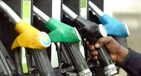 Petrol-diesel at three-week low